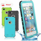 For Apple iPhone 7 7 Plus Waterproof SWIMMING UNDERWATER Hard Case Cover