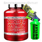Scitec Nutrition 100% Whey Protein Professional 2350g / 2,35kg + Shaker + Sample