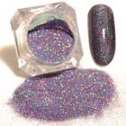 Nail Glitter Powder Holographic Nail Art Chrome Pigment Manicure Decoration DIY <br/> 8% off for 3+! Holo Glitter Powder! SOLD OUT 30000+