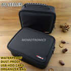 NEW Electronics Cable Organizer Bag USB Flash Drive Memory Card HDD Travel Case