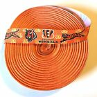 "7/8"" Cincinnati Bengals Orange Grosgrain Ribbon by the Yard (USA SELLER!) $10.95 USD on eBay"