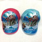 lot Moana Children shade Sun peaked cap Baseball cap Hats Party Gifts