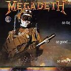 Megadeth - So Far, So Good...So What! vgc mary jane anarchy in the uk liar 502