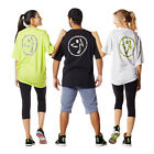 Zumba Dance Fitness Ready to Party Unisex Adult Tee Shirt - Green, Black, White