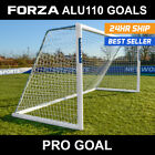 FORZA Freestanding Alu110 Soccer Goal - (Pick Your Size Today)
