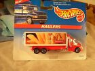 HOT WHEELS HAULERS 1997 / McDONALD'S / 1 OF 6 IN THE COLLECTION / MOC