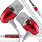 Stereo Sound In Ear Hands Free Headset Head Phones+Mic fits Harrier Mini from EE