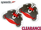 *BRAND NEW* SPEEDO BIOFUSE FINGER PADDLE - ONE SIZE - RED/GREY