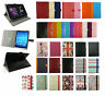 Stylish Universal Wallet Case Cover with card slot fits Archos 80 Cesium