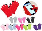 Damen Herren Smartphone Touchscreen P092/489 Winter Handschuhe für Handy Tablet