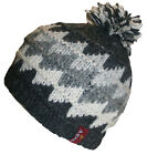 1415 H Agan Traders Unisex 100% Wool Fleece Knit Ski Beanie Hat ~  Nepal