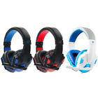 Sades Stereo 7.1 Surround Headset Headband PC Laptop Pro Gaming Microphone TN