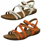 Clarks Ladies Sandals Autumn Peace