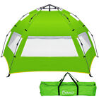 Pop up Portable Beach Tent Sun Shade Shelter Outdoor Camping Cabana with Bag