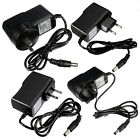 5.5 x 2.1mm Jack AC 100-240V DC 5V 1A 5W Power Adapter Supply AU/EU/US/UK Plug