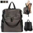 CASUAL EVERY YONA CONVERTIBLE TOTE SHOULDER BAG BACKPACK REAL LAMBSKIN LEATHER