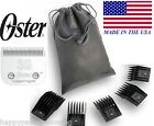 OSTER A5 UNIVERSAL Attachment Guide Comb 5 pc SET&30 Blade*FitMost Andis Clipper