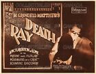 "DEATH RAY 1924 H. Grindell-Matthews FUTURE Scientific = POSTER 7 SIZES 19"" - 36"""
