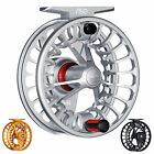 Redington Rise III Fly Reels or Spools Ultra-Large Arbor Carbon Fiber Drag