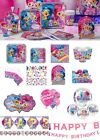 Shimmer and Shine Birthday Party Tableware Plates Napkins Cups Party Items