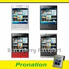 Blackberry Passport ENG Kaypad SQW100-1 FACTORY UNLOCKED(Fast Shipment)+Wet Wipe