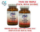 FSC PURE TYPE 2 COLLAGEN 400mg 60 Capsules *MULTI BUY SAVINGS* *INCLUDES VAT*