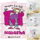 Personalised Mum To Be Card Baby Shower Maternity Leave Cards Gifts Ideas