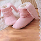 Cute Womens Winter Warm Soft Plush Sandal Antiskid Indoor Home Slippers Shoes M