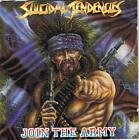 Suicidal Tendencies-Join The Army CD-Caroline Records, CDV 2424, 1987, 14 Track