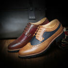 Men's Dress oxfords Leather Shoes Classic Formal Business Moccasins Comfortable