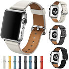 38/42mm Fashion Genuine Watch Strap Bracelet Wrist Band For Apple Watch iWatch