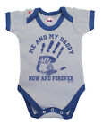 Funny Baby Grow Me & My DADDY Now & Forever Boys clothes Toddler gift