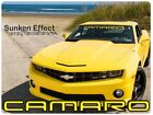 CAMARO Windshield Banner Decal vinyl Sticker - PICK COLOR chevy chevrolet ss z28