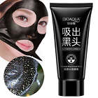 60g Deep Cleansing Blackhead Remove Black Mud Face Mask Purifying Peel Off Mask