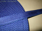 TWO metres Polypropylene Cushion Webbing, 19mm wide, Lots of colours