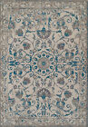 Kyпить Traditional Rugs 8x10 Blue Gray Distressed Persian Rug 5x8 Vintage Carpet 2x4 Ru на еВаy.соm