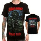 Avenged Sevenfold T-Shirt Buried Alive Tour A7X metal rock Official S L NWT