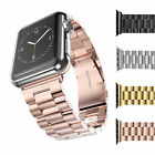 StrapsCo Stainless Steel Band for iWatch for Apple Watch Strap 38mm & 42mm
