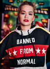 ADIDAS ORIGINALS x RITA ORA BANNED FROM NORMAL HOODIE AY7143 hooded sweatshirt