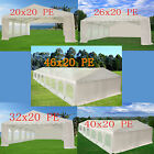 PE Party  Wedding Tent Carport Shelter Canopy with Storage Bags  - x20' Series