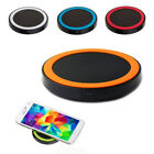 New QI Wireless Charger Charging Receiver Module for Samsung Universal Black