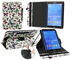 Universal Stylish (7 - 8 inch) 360° Rotating Stand Wallet Folio with stand