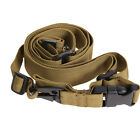 GBNG Adjustable 3 Point Tactical Rifle Sling Airsoft Paintball Hunting Gun Strap