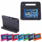 """For Samsung Galaxy Tab 4 7.0"""" T230 Kids Shock Proof Foam Case Handle Stand Cover"""