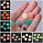 15mm Synthetic Coral Carved Chrysanthemum Flowers Beads DIY Jewelry Making