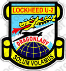 STICKER MILITARY U-2 Solo