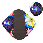 S/M/L/XL Reusable Charcoal Bamboo Cloth Sanitary Pad & Washable Wet Bag Pouch MZ