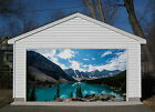3D Lake mountain 8 Garage Door Murals Wall Print Decal Wall Deco AJ WALLPAPER AU