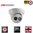 HIKVISION DS-2CD2342WD-I 1080P CCTV IP DOME CAMERA 2.8MM 4MM QUALITY 4MP HD