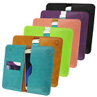PU Leather Magnetic Slim Wallet Case Cover Sleeve Holder fits Gionee phones $11.87 AUD on eBay